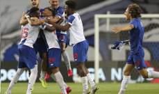 بورتو يحرز لقب الدوري البرتغالي للمرة 29 في تاريخه