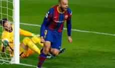 برايثوايت يكشف عن كواليس انضمامه لبرشلونة