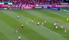 الدوري البرازيلي: إنترناسيونال يتصدر الترتيب