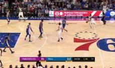 NBA: رقم قياسي لووريورز امام دنفر ناغتس