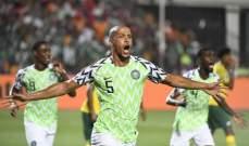 مدافع نيجيريا : ما تحقق انجاز رائع