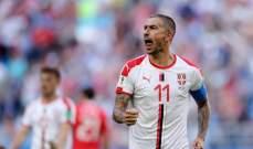 كولاروف يمنح صربيا ثلاث نقاط غالية جداً أمام كوستاريكا