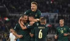 قائمة منتخب ايطاليا لمباريات التوقف الدولي