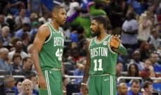 NBA: كليفلاند يسجل فوزه السابع وبوسطن يحافظ على سجل انتصاراته