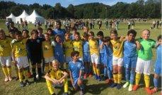 فرق مدارس السيتي لكرة القدم في الإمارات تعود بنتائج مذهلة من كأس جوثيا في السويد