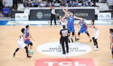 التصفيات الآسيوية: اليابان تفوز على تايوان بفارق 39 نقطة