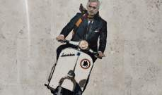 هوس جمهور روما يبدأ مع مورينيو قبل أن يصل إلى العاصمة الايطالية