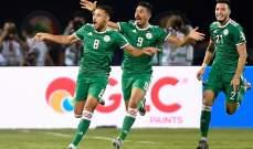 امم افريقيا: الجزائر تتفوق على السنغال وتتأهل للدور المقبل