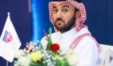 رئيس الاتحاد العربي يهنئ الشباب السعودي على اللقب ويشيد بتنظيم البطولة