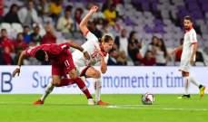 لبنان يخسر أمام قطر في بداية مشواره بكأس آسيا 2019