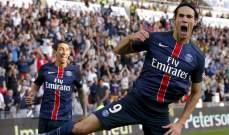 كافاني هداف باريس سان جيرمان التاريخي بـ200 هدف