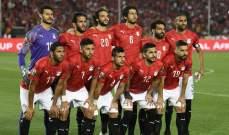 منتخب مصر يستقر على تشكيلة أولية من المحليين