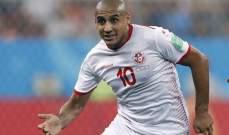 الخزري أفضل لاعب في مباراة تونس وأنغولا
