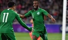 السعودية تتعادل مع الاردن والمغرب تتجاوز تونس