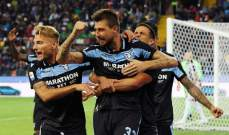 أتشيربي: روما فريق قوي لكن نريد الفوز