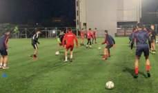 منتخب لبنان للشباب يبدأ إستعداداته لكأس غرب آسيا