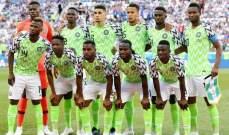 تصفيات امم افريقيا فوز كبير لنيجيريا على ليبيا
