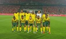 الغاء مباراة مدغشقر وجنوب افريقيا لدواعي امنية