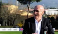 ساكي يتحدث عن عودة الدوري الايطالي