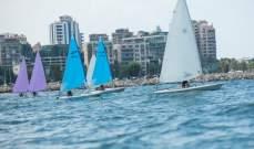 نتائج المرحلة الاولى من مهرجان لبنان المائي السنوي