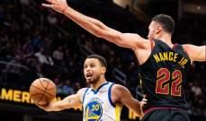 42 نقطة لستيفان كوري و35 نقطة لتاونز في مباريات NBA