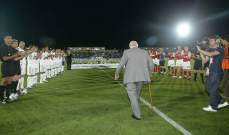 راموس شارك سابقا على ملعب دي ستيفانو