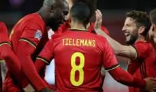 دوري الأمم الأوروبية: مصير إيطاليا وبلجيكا بين يديهما