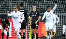 خاص : مونشنغلادباخ رضخ لضغوط لاعبي الريال واضاع الفوز لقلة خبرته