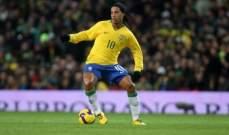 سيطرة برازيلية على مركز المهاجم الايسر في تشكيلة فريق الاحلام