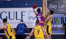 خاص- سلة لبنان: الرياضي الاكثر تسجيلا في المرحلة 18 قبل المربع الذهبي