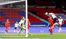 هينيسي يتحمّل مسؤولية هدفين في مباراة انكلترا وويلز