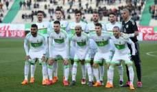 منتخب الجزائر يسقط وديا أمام الرأس الأخضر