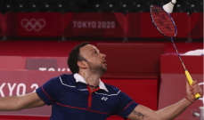 اكسلسن يوقف سجل الصين الخالي من الهزائم في الاولمبياد