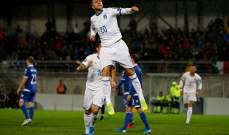 فيديريكو بيرنارديسكي يسجل الهدف الأسرع لإيطاليا في 6 سنوات