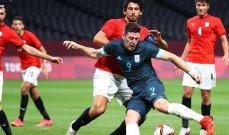 فرص منتخب مصر الأولمبي للتأهل للربع النهائي في طوكيو 2020