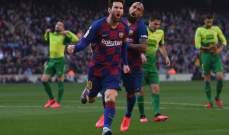 ميسي يوجه رسالة تحذير لـ نابولي وريال مدريد