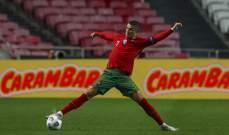 إحصاءات من مباراة البرتغال - فرنسا