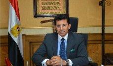 وزير الرياضة المصري يرد على اعلان مرتضى منصور العودة لرئاسة الزمالك