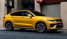 سيارة صينية شبيهة بـ X6 من بي أم دبليو