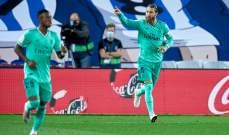 راموس  رابع لاعب في ريال مدريد بأكبر عدد من المباريات