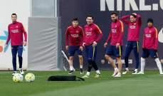 برشلونة يحدد موعدة إستئناف التدريبات رغم كارثة كورونا في إسبانيا