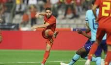 مباريات ودّية: قمة بلجيكا هولندا تنتهي بالتعادل وفوز الدانمارك على النمسا
