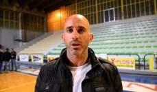 خاص:ماذا قال مروان خليل بعد الخسارة في الثواني الاخيرة امام الهومنتمن؟