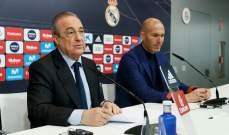 ريال مدريد المستفيد الاول من رحيل زيدان