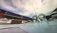 فيديو : كاميرا 360 درجة صوّرت لنا لحظة الحادث الكبير في سبا