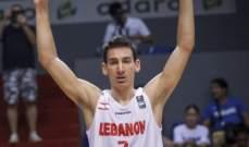 كريم زينون: هذا هو الفارق في كرة السلة بين لبنان واميركا