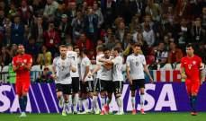 التعادل الايجابي يحسم مواجهة المانيا امام تشيلي في كاس القارات