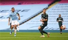 جيسوس يهز الشباك للمرة الأولى منذ هدفه بمرمى ريال مدريد