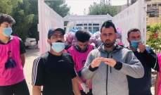 نجم العراق يؤكد قرب شفائه من فيروس كورونا