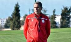 غاريدو يكشف هدفه مع الوداد المغربي